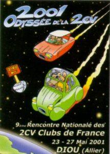 rencontres nationales 2cv)